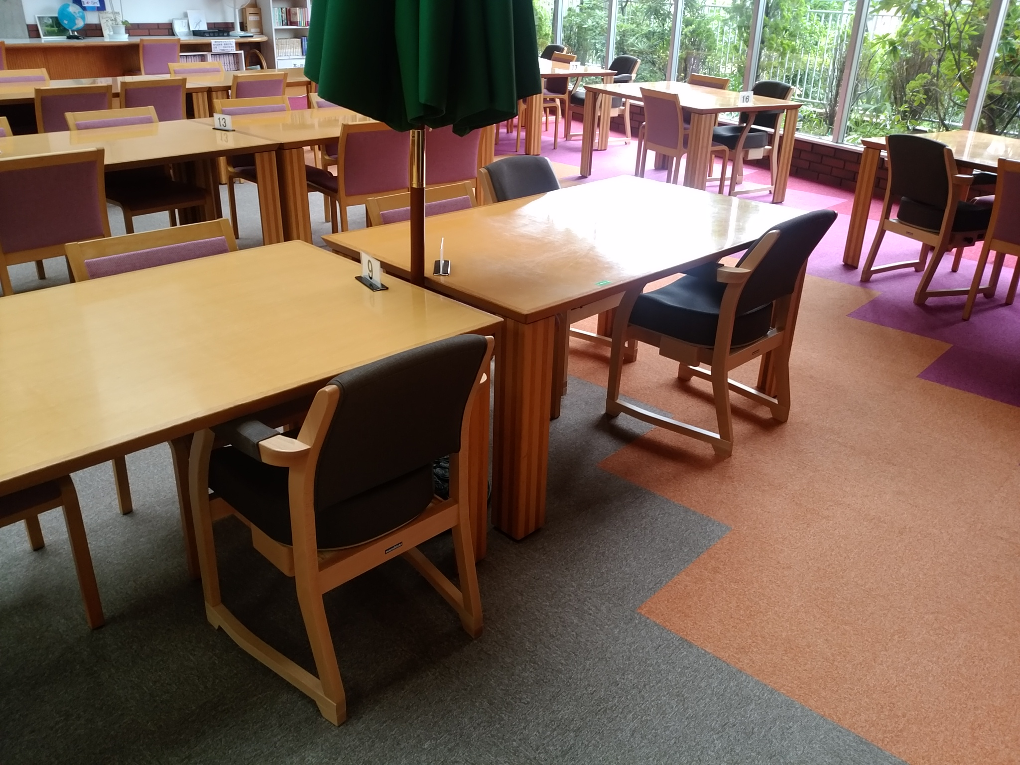 「スポッとチェア」を障害者支援施設セルプ・ガーデンハウスへ導入していただきました。
